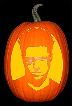 Fight Club Pumpkin72