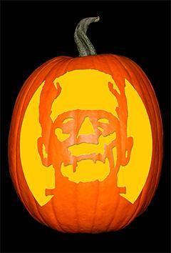 Freaky Frank Pumpkin72