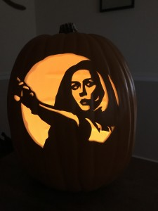 Scarlet Witch Carve