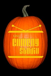 The Comedy Studio Pumpkin