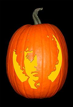 Bob Dylan Pumpkin72