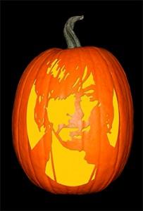 Daryl_Walking Dead Pumpkin