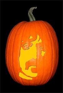 Frank Zappa Pumpkin72