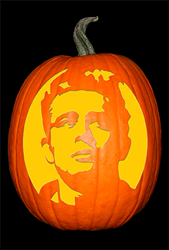 James Dean Pumpkin72