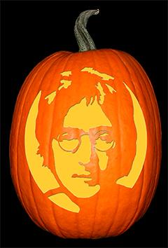 John Lennon Pumpkin72