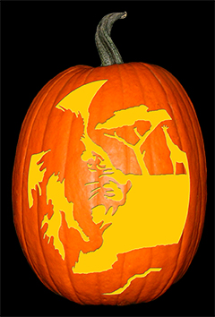 Lion King Pumpkin72