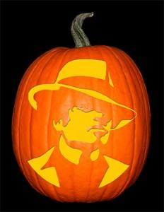 Michael Jackson Pumpkin72