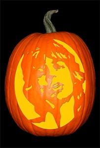 Mick Jagger Pumpkin72