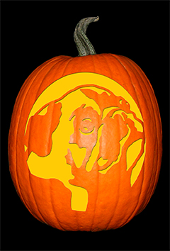 Pug Pumpkin72