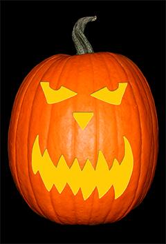 ScaryJack Pumpkin72