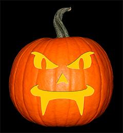 Vampire Jack Pumpkin72