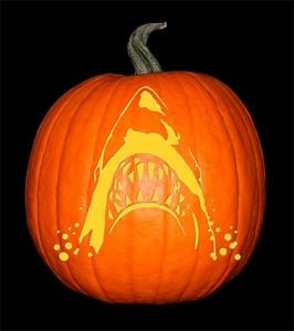 Jaws2 Shark_pumpkin