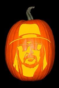 Kid Rock Pumpkin