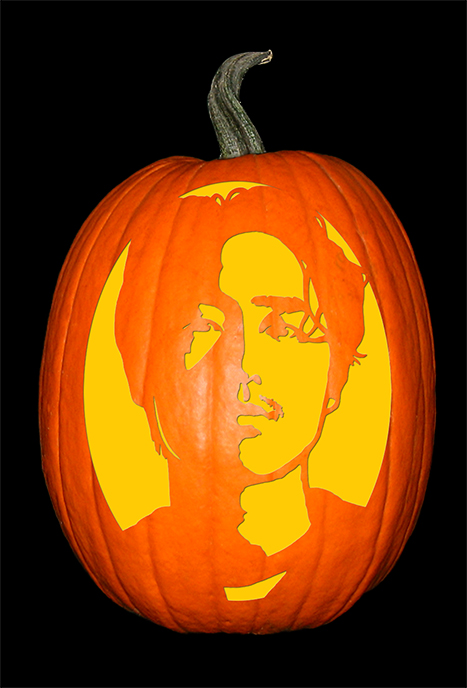 walking-dead_glenn-pumpkin