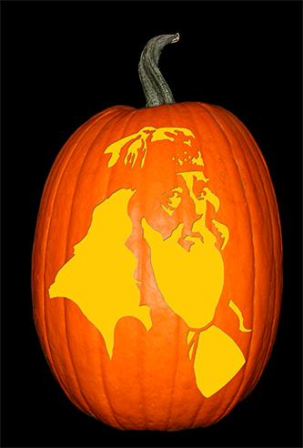 dumbledore-pumpkin