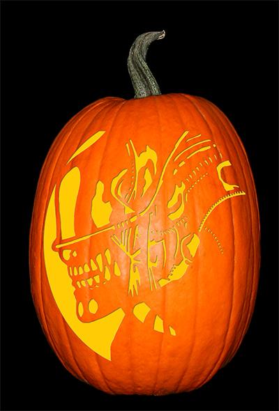 alien-pumpkin