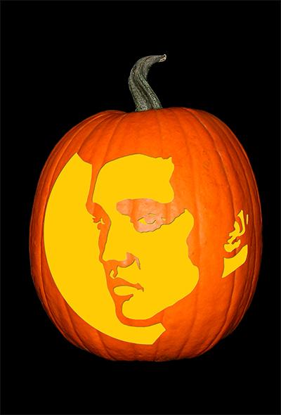 elvis-pumpkin