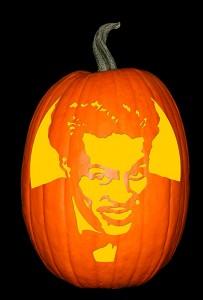 Chuck Berry Pumpkin