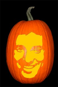 Bruce Springsteen 2 Pumpkin