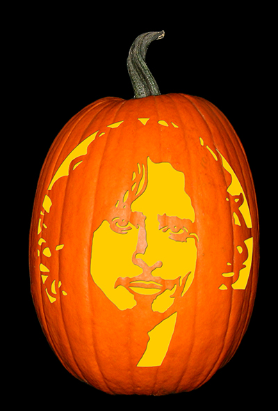 Chris Cornell Pumpkin