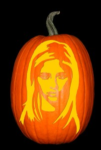 Buffy the Vampire Slayer_Buffy Pumpkin