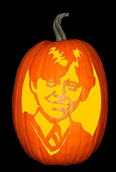 Ron Weasley Pumpkin