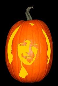 David Cassidy Pumpkin