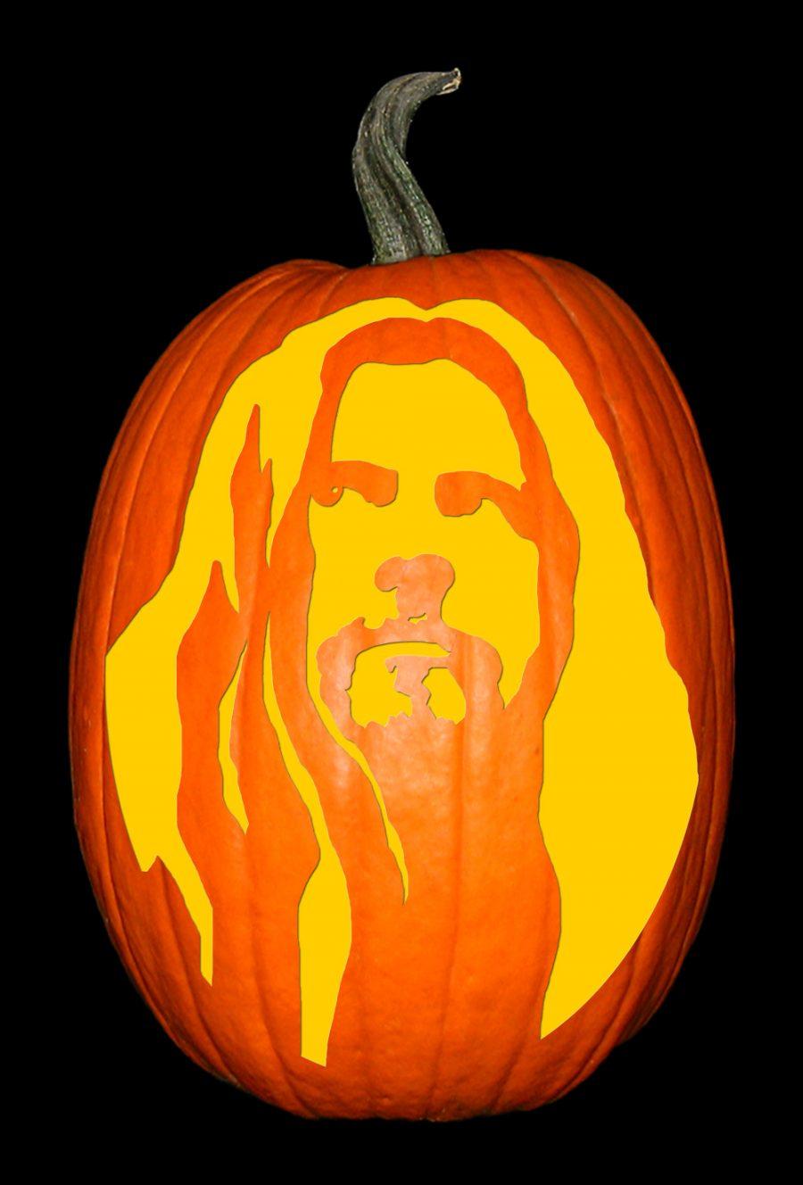 Rob Zombie Pumpkin