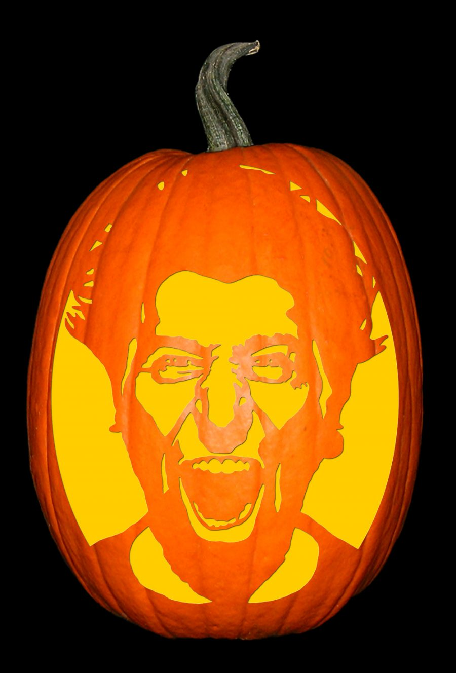 Peter Sagan Pumpkin