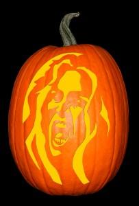Rob Zombie - Three from Hell 3 - V2_Pumpkin