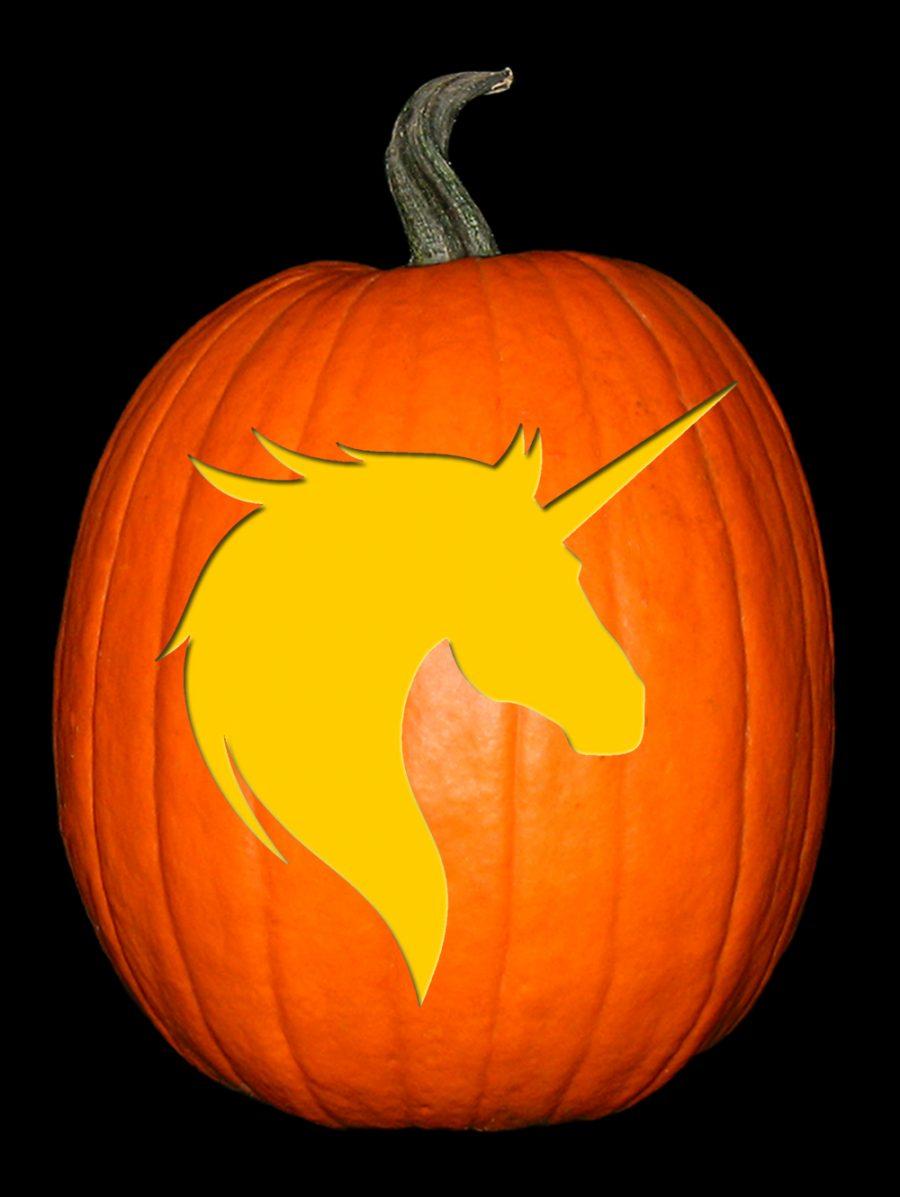 Unicorn 1 Pumpkin