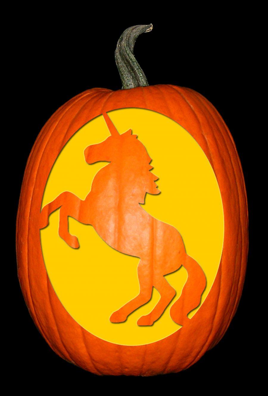 Unicorn 2 Pumpkin