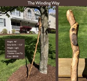The Winding Way